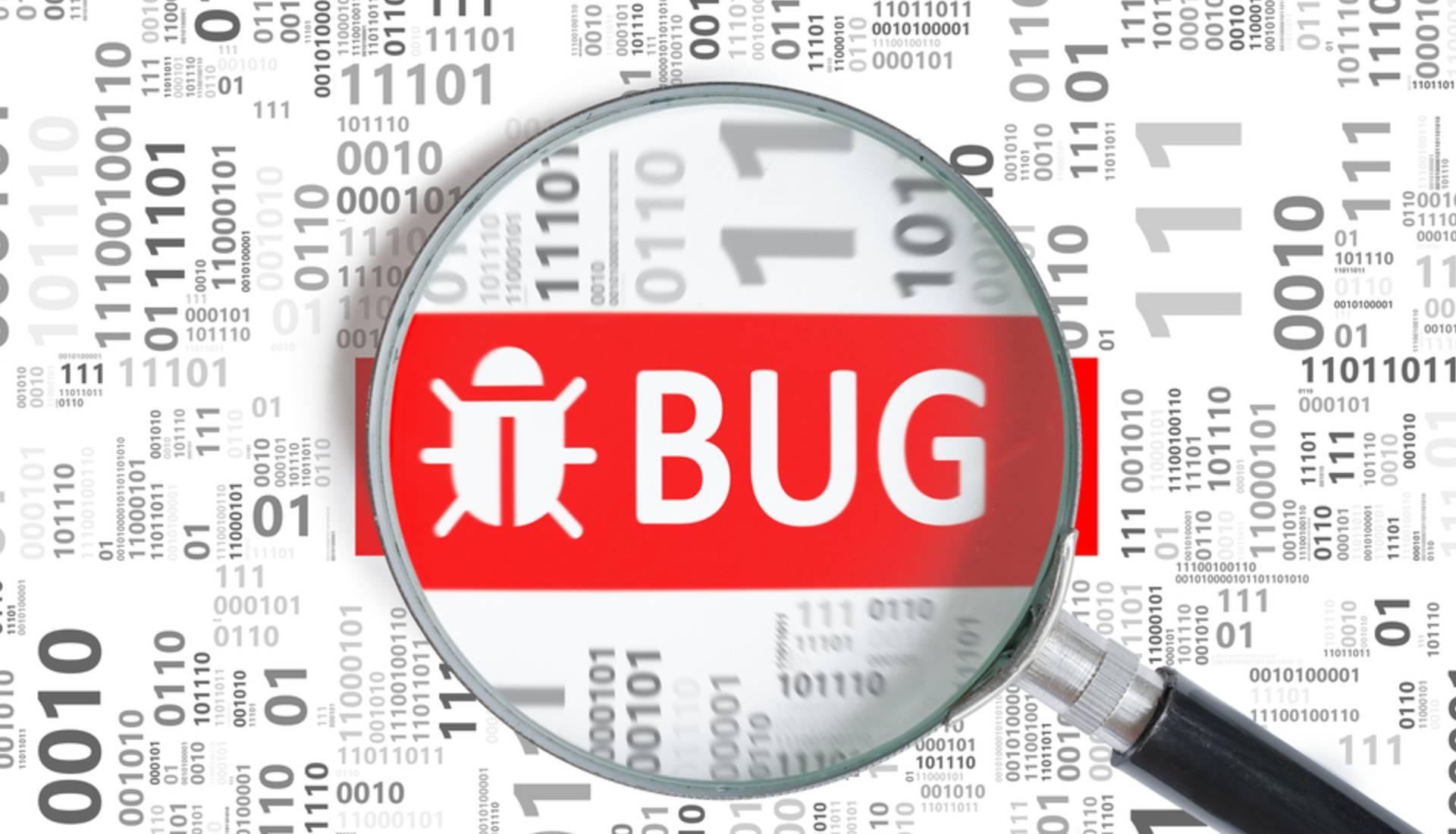 Detección de 'bug' - MTP
