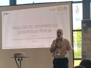 Aurelio Gandarillas en ExpoQA 19