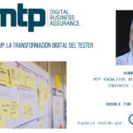 'La transformación digital del tester mediante IA', nuevo evento Meetup el 16 de julio