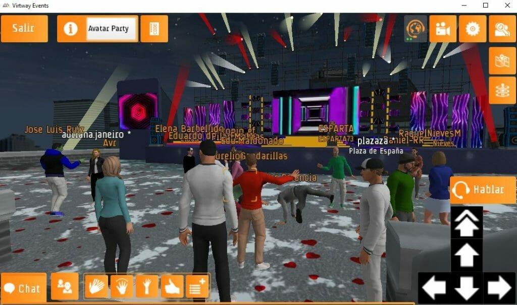 Party MTP
