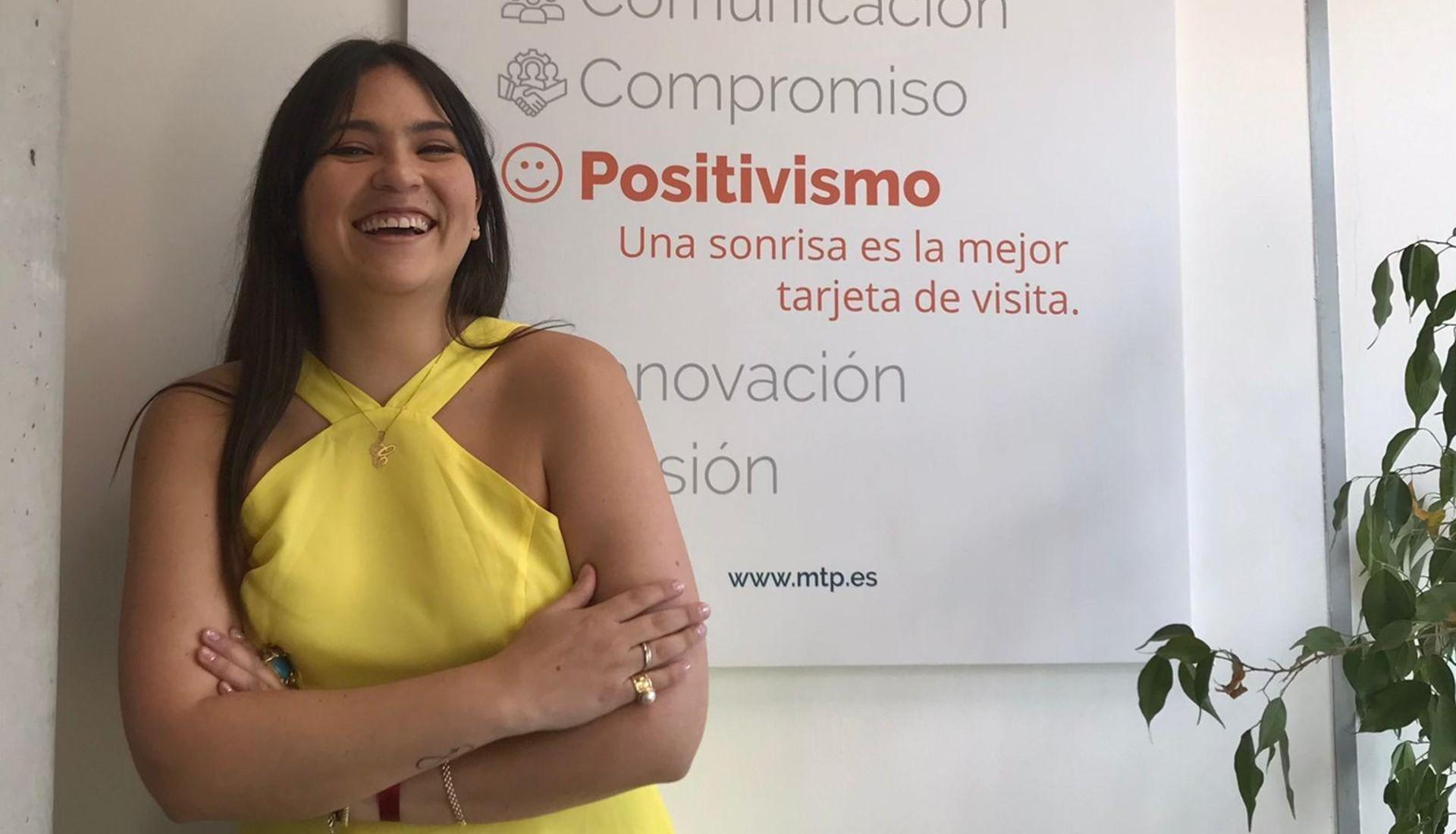 Patricia da Silva, un claro ejemplo de desarrollo profesional y plan de carrera dentro de MTP